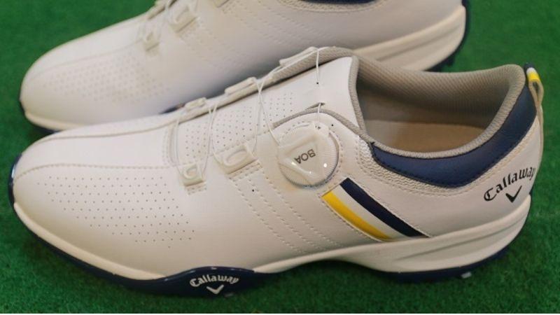 Giày LS khóa BOA được hãng Callaway sản xuất vào năm 2017