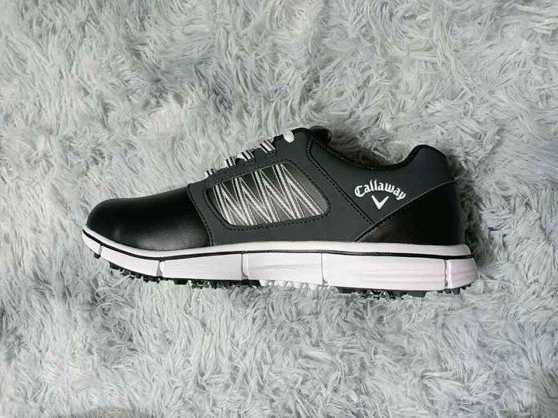 Giày chơi golf Callaway FT Chev Life Blk 20 JM với thiết kế hiện đại