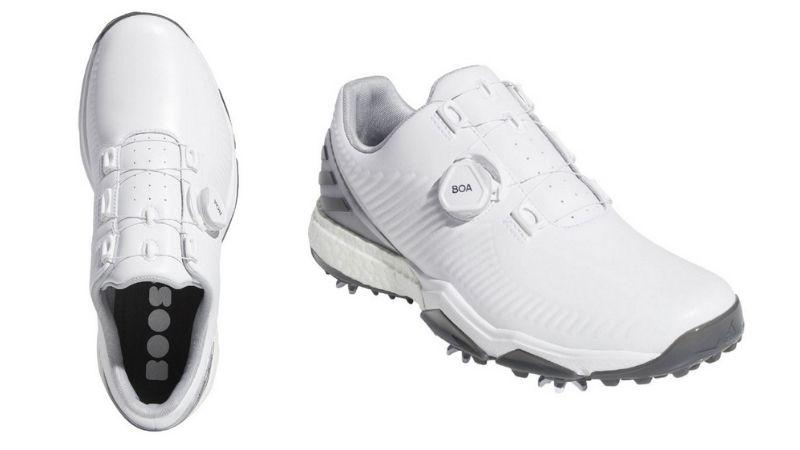 Giày golf Adidas Adipower 4ged Boa F34185 hiện đại