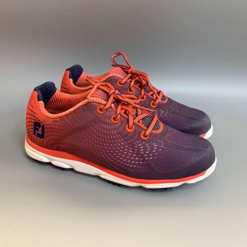 Giày golf nữ FootJoy 98014S với gam màu độc đáo