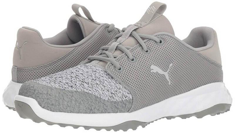 Giày golf Puma Grip Fusion màu xám
