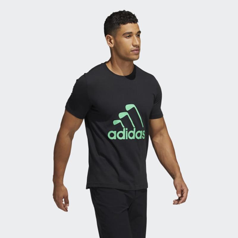 Áo thun golf Adidas từ cotton