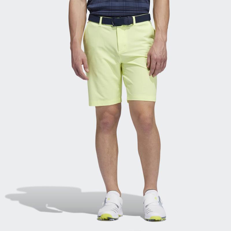 Quần short golf Adidas màu xanh