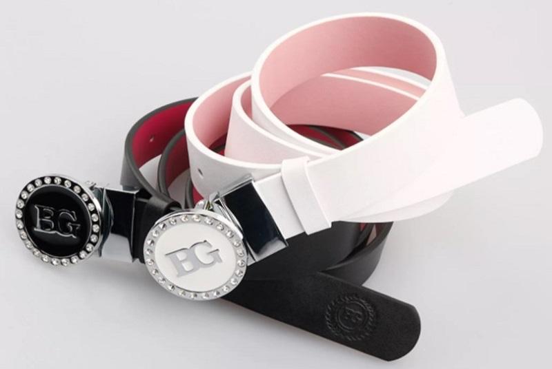 Người chơi nên chọn thắt lưng golf nữ có màu sắc trung tính để dễ kết hợp với trang phục