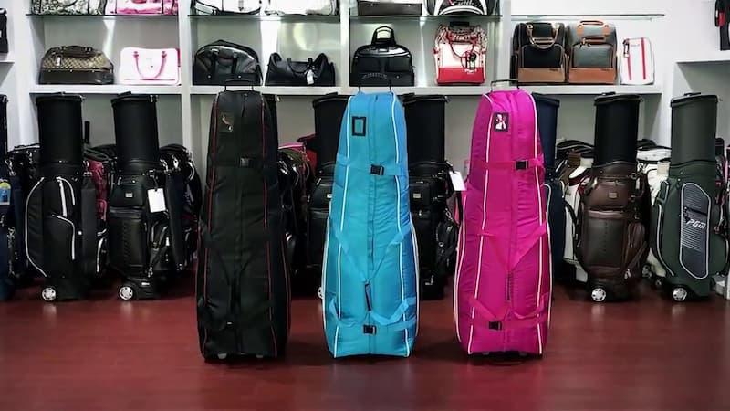 Đây là mẫu túi gậy golf thích hợp để mang lên máy bay trong những chuyến công tác hay du lịch