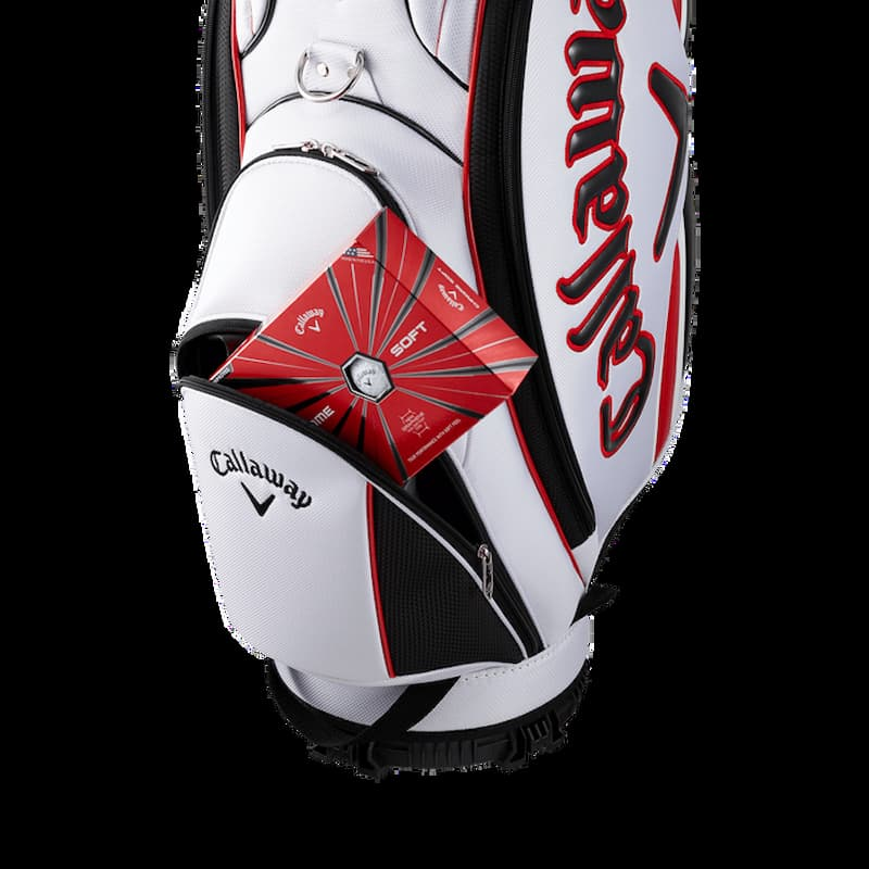 Đây là mẫu túi được thiết kế dành riêng cho các nữ golfer với đặc điểm siêu nhẹ và độ bền cao