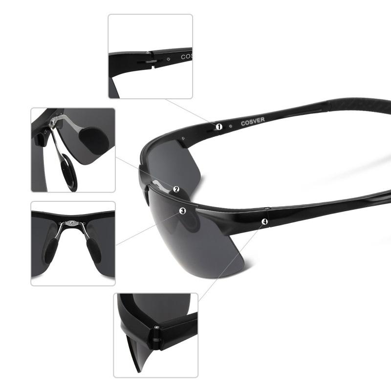 Torege được biết tới là thương hiệu kính golf có thiết kế hoàn hảo