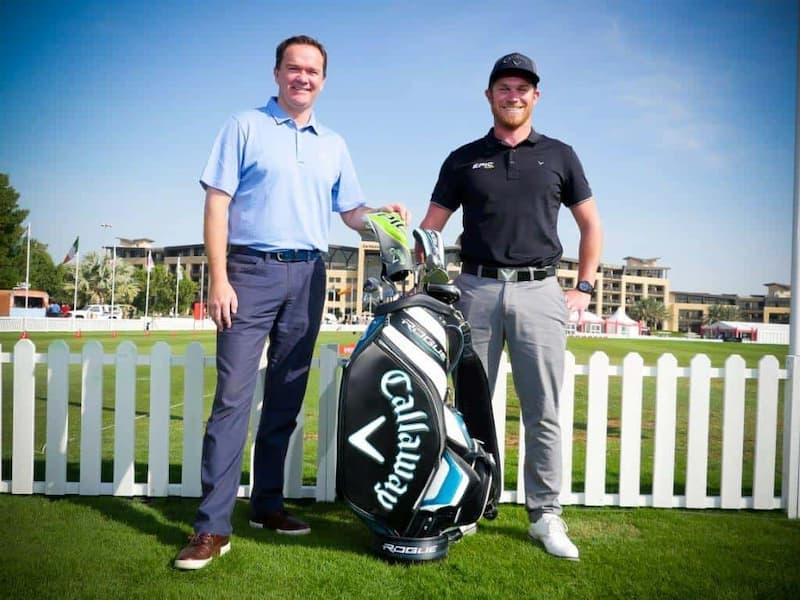 Dòng túi đựng gậy golf Callaway luôn có sức hút lớn với người chơi trên khắp thế giới