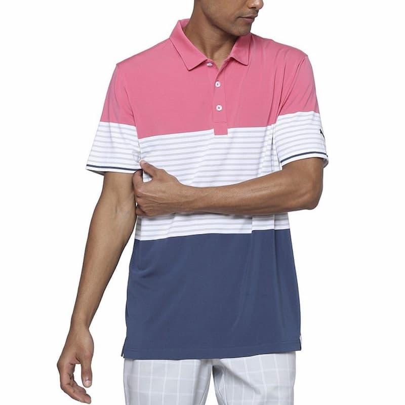Thời trang golf Puma luôn gắn liền với phong cách trẻ trung, năng động, đậm chất thể thao