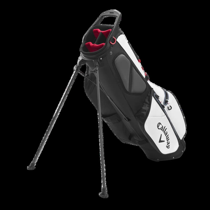 Đây là một trong những mẫu túi đựng gậy golf nhẹ nhất trên thị trường với khả năng chống thấm nước cực kỳ tốt