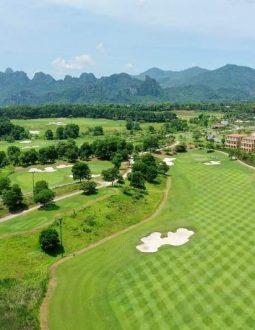 Tìm hiểu về kích thước sân tập golf