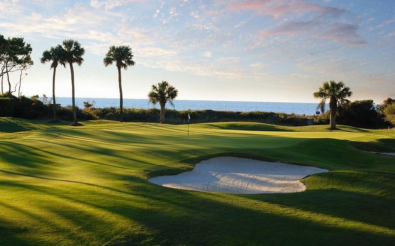 Sea Links Golf sở hữu những fairway ấn tượng