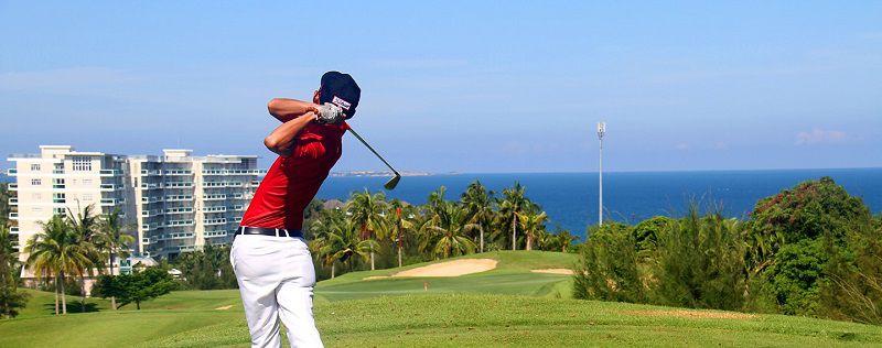 SeaLink golf - Sân golf ven biển thử thách nhất Châu Á