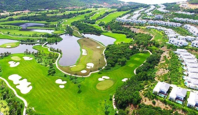 Sân golf Vinpearl Hải Phòng là một trong những điểm đến lý tưởng của các golfer