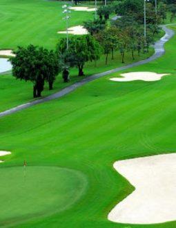 Dự án sân golf Bắc Ninh đang khởi công xây dựng