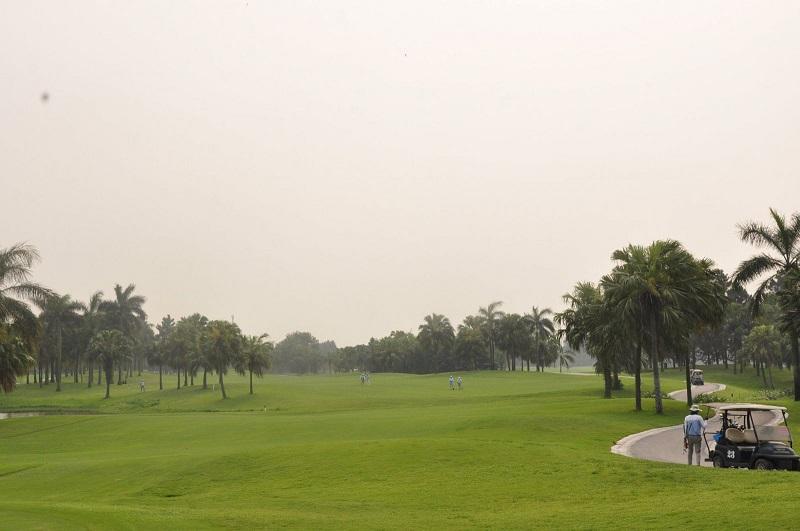 Theo kế hoạch, sân tập golf Bắc Ninh sẽ đi vào hoạt động vào cuối năm 2023