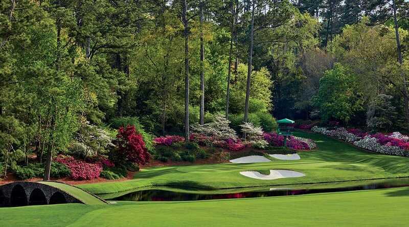 Augusta National Golf Club là nơi thường xuyên diễn ra các giải đấu lớn về bộ môn golf
