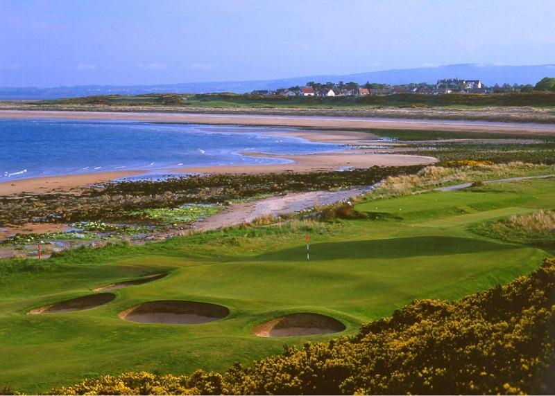 Championship - Royal Dornoch Golf Club của đất nước Scotland xinh đẹp