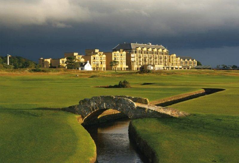 The Old Course là sân golf lâu đời nhất thế giới