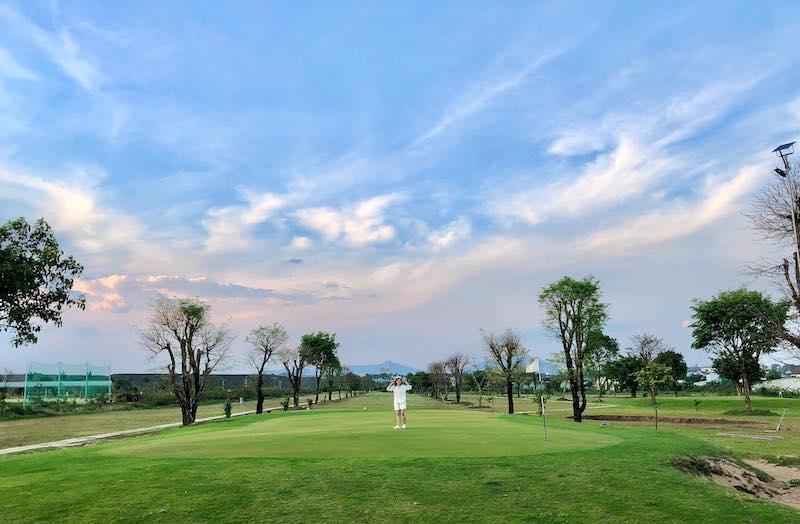 Sân Golf Gia Lai chính thức đi vào hoạt động từ ngày 13 tháng 10 năm 2018