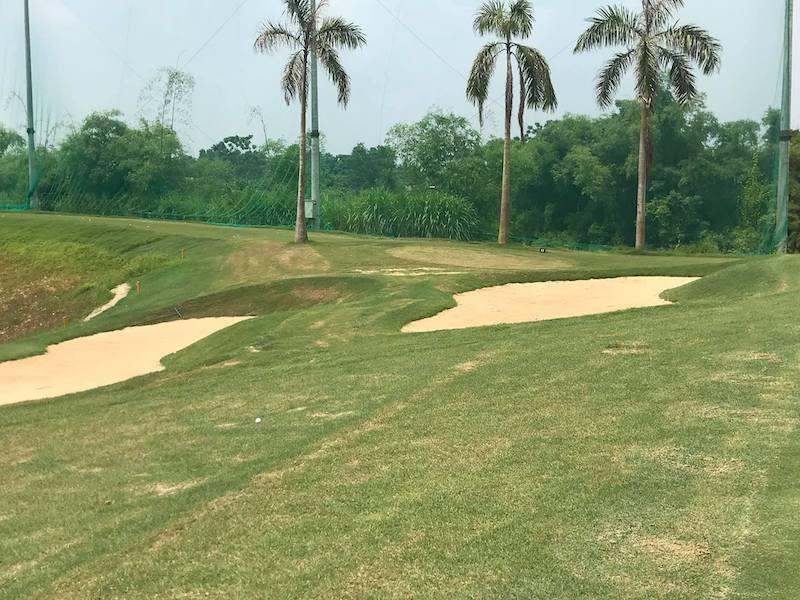 Sân Golf Yên Bình đáp ứng được đầy đủ các dịch vụ cơ bản nhất