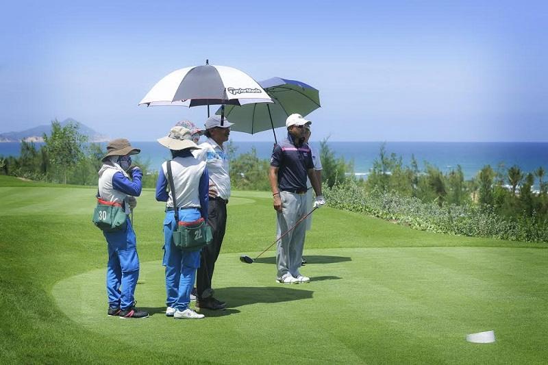 Sân golf Xuân Thành - Một trong những dự án trọng điểm của Hà Tĩnh