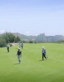 Tìm hiểu về sân golf Xuân Thành
