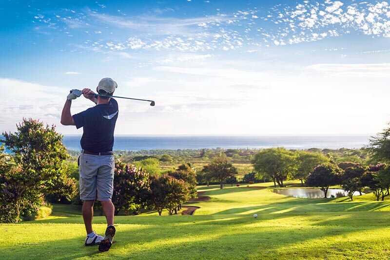 Đây là sự kết hợp của ba loại hình: Sân golf, nghỉ dưỡng, du lịch