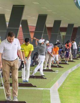 Dự án sân tập golf Cầu Diễn sai phạm