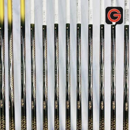 Bộ gậy golf fullset Honma New Beres BE07 3 sao cũ