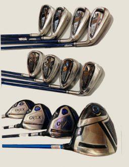 Bộ gậy golf fullset XXIO MP1000 cũ