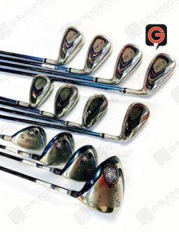 Bộ gậy golf fullset XXIO MP700 gậy cũ