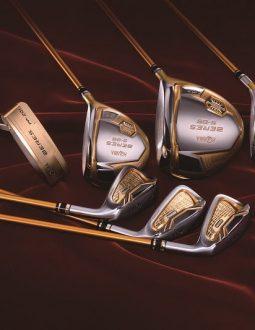 Các mẫu gậy golf Honma 4 sao có thiết kế bắt mắt, hiệu suất cú đánh đỉnh cao