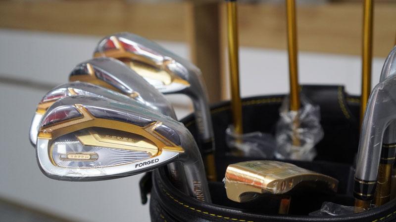 """Dòng gậy Honma được sinh ra dành cho những tay golf sành điệu và """"chịu chơi"""""""