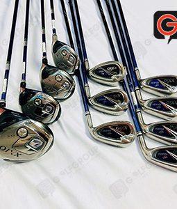 Fullset gậy golf TaylorMade R9 Tay trái cũ