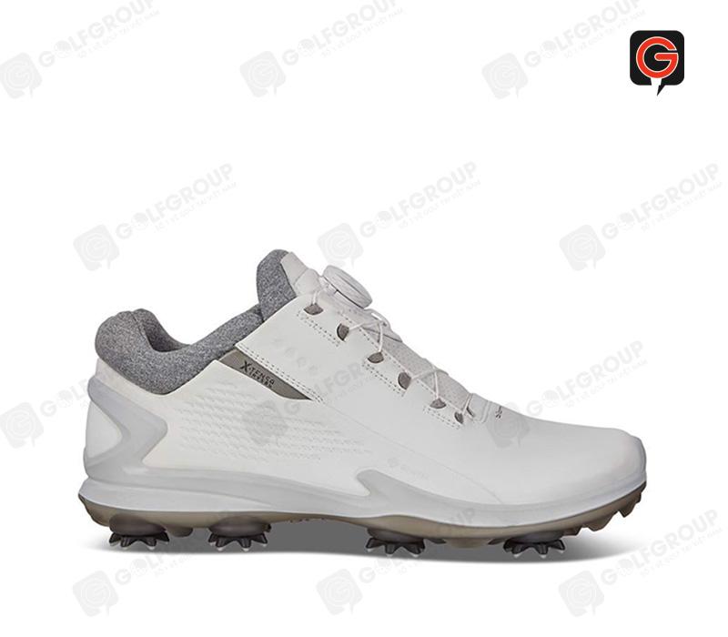 Giày golf ECCO MEN'S GOLF BIOM G3 BOA màu trắng thanh lịch