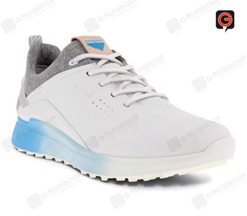 Giày golf Ecco S-Three màu Blue White