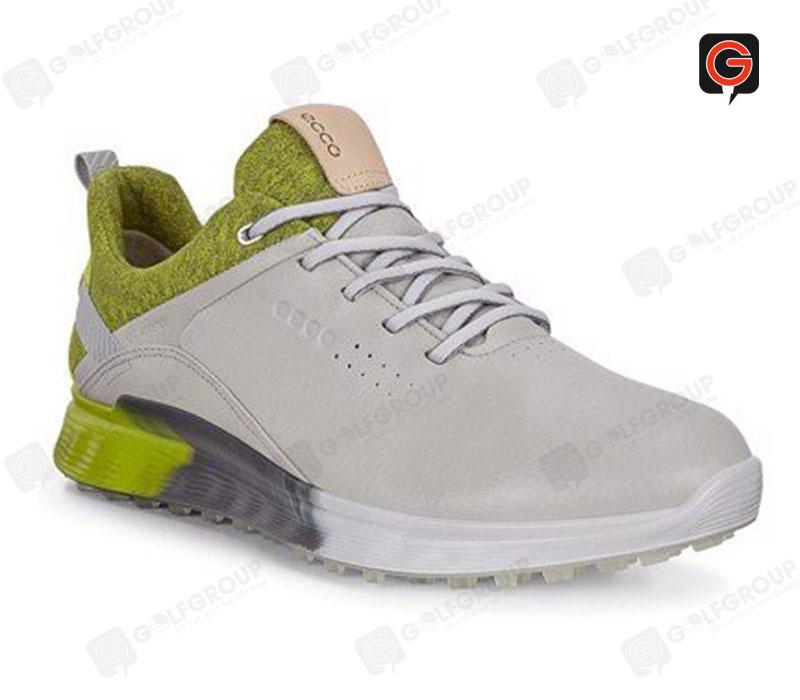 Giày golf Ecco S-Three màu Concrete