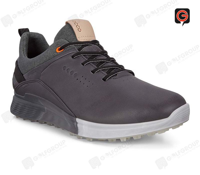 Giày golf Ecco S-Three màu Magnet