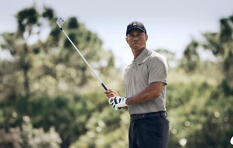 Quần áo golf của Nike rất được ưa chuộng