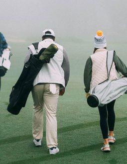 Quần áo golf mùa đông giúp bảo vệ sức khỏe golfer