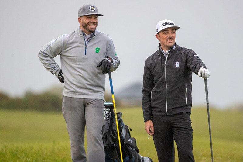 Thời trang golf mùa đông phải đủ ấm và thoải mái