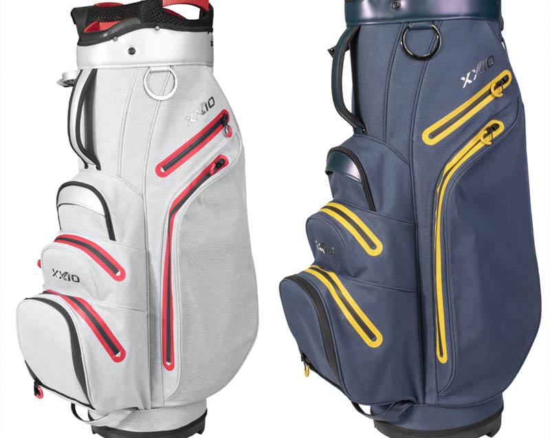 XXIO Premium Cart Bag với 2 màu chính