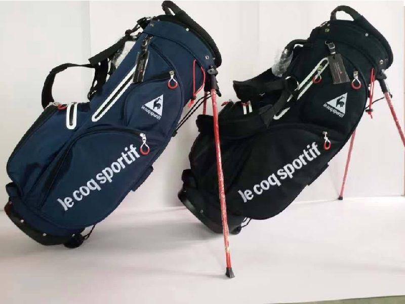 Đỉnh túi 6 cạnh với các vạch chia đầy đủ giúp người chơi sắp xếp và bảo vệ gậy tốt hơn khi sử dụng sản phẩm