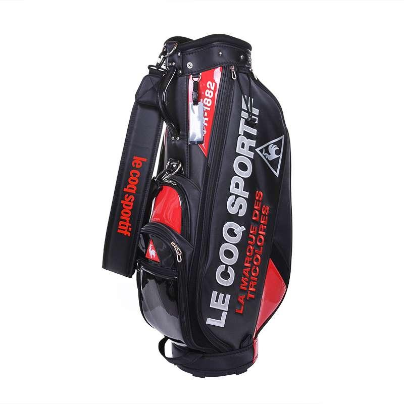 """Túi Le Coq Sportif Sport Cart Bag 9"""" Black được đánh giá là một trong những mẫu túi có mức giá khá hợp lý trên thị trường Việt Nam"""