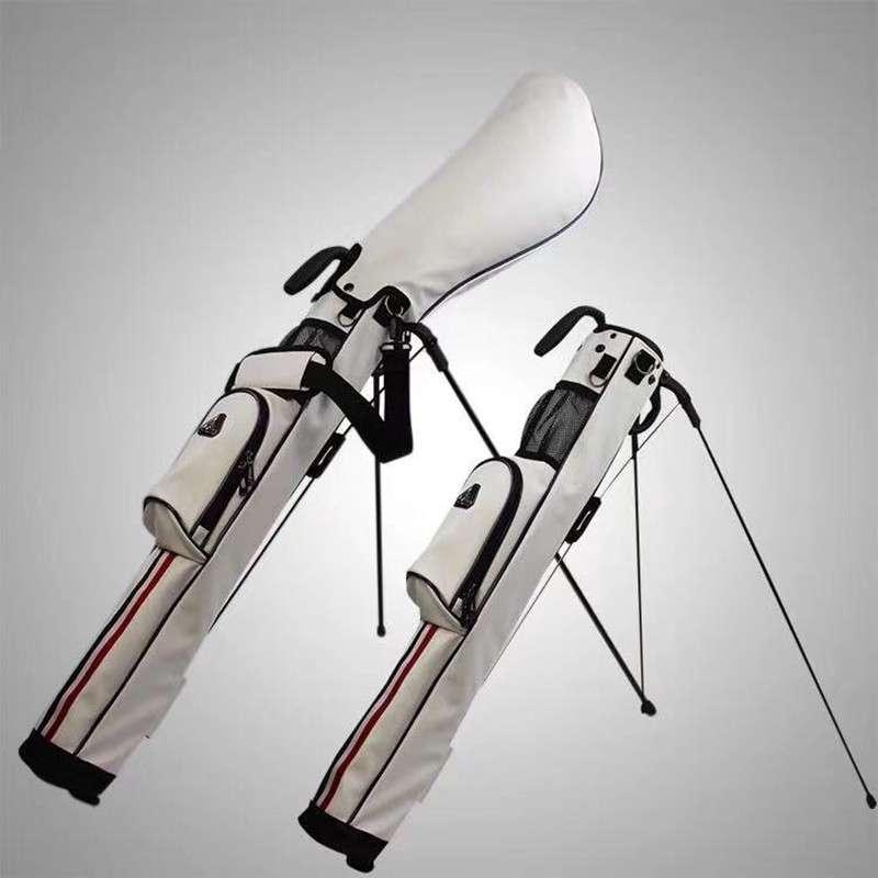 Ưu điểm nổi bật của túi gậy golf Le Coq Sportif đến từ thiết kế đẹp mắt có tính thời trang cao và chất lượng tiêu chuẩn