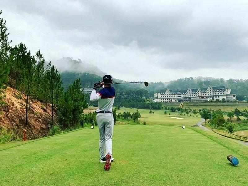 Nơi đây không chỉ có dịch vụ golf mà còn rất nhiều những tiện ích khác