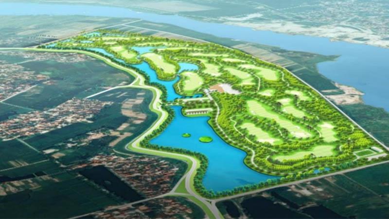 Dự án sân golf Thuận Thành được các golfer mong đợi và kỳ vọng