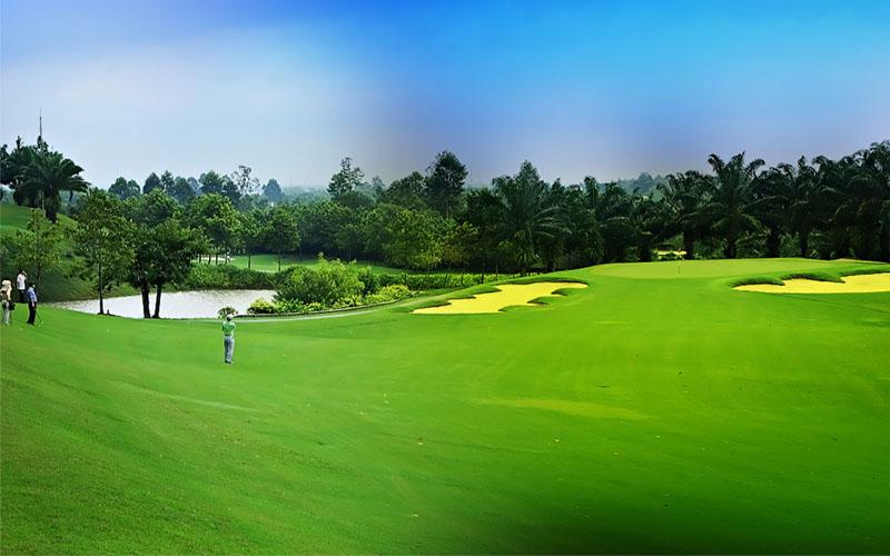 Sân golf Yên Bình Thái Nguyên hoàn thành sẽ là một địa điểm thú vị