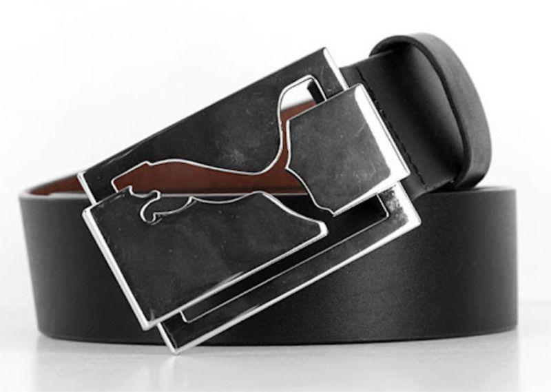Thắt lưng golf Puma bằng da thật